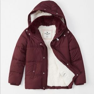 "Abercrombie and Fitch Kids ""Essential Puffer"""